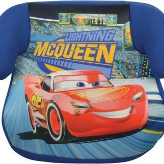 Auto Zitverhoger Cars - Disney - Pixar - Autozitje - Kinderzitje - Lightning McQueen