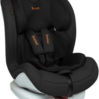 Autostoel Baninni Fiero Isofix Black (9-36kg)