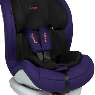 Autostoel Baninni Fiero Isofix Blauw (9-36kg)