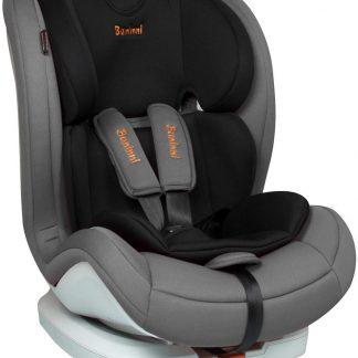 Autostoel Baninni Fiero Isofix Grijs (9-36kg)