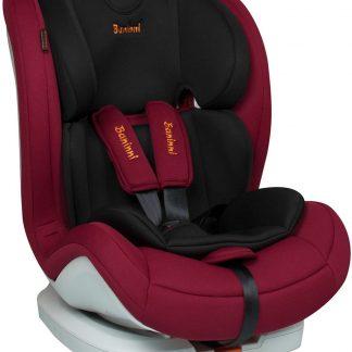 Autostoel Baninni Fiero Isofix Rood (9-36kg)