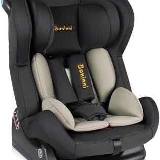 Autostoel Baninni Vega Black-Beige (0-25kg)