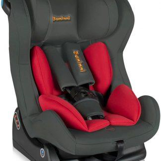 Autostoel Baninni Vega Red-Grey (0-25kg)