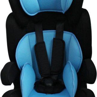 Autostoel X-Adventure Freeway Zwart/Blauw