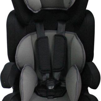 Autostoel X-Adventure Freeway Zwart/Grijs