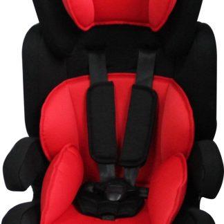 Autostoel X-Adventure Freeway Zwart/Rood