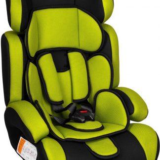 Autostoeltje -s Autostoeltje Autostoel 9-36 Kg - in groen/zwart met extra vulling 400573