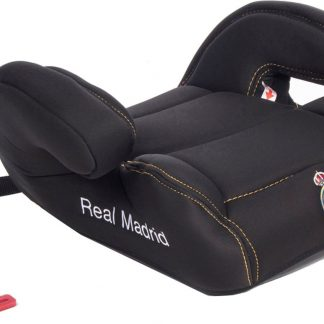 Babyauto Zitverhoger Zarautz Real Madrid Groep 2-3 Zwart