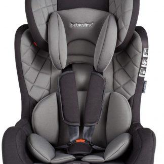 Bebies First - Autostoel Grow Up & Fix - Zwart/Grijs