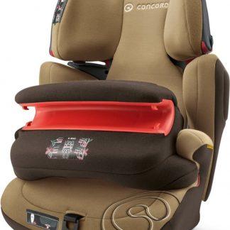 Concord Transformer Pro - Autostoel - Walnut Brown