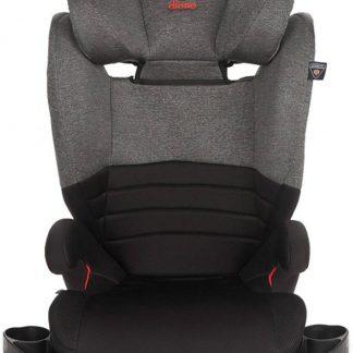 Diono mXT autostoeltje - Meegroei autostoel groep 2/3 - 15-36 kg - Zwart/Grijs