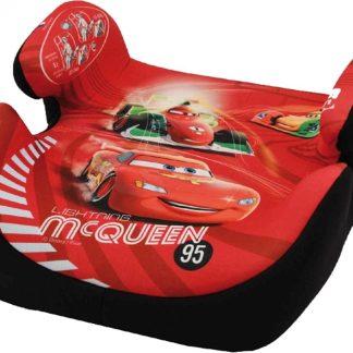Disney Autostoel Zitverhoger Topo - Groep 2 en 3 - Cars