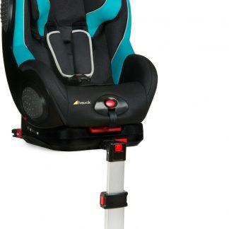 Hauck Guardfix - Autostoel (incl. Isofix) - Groep 1 - Zwart/Aqua