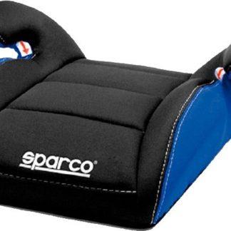 Sparco Zitverhoger Groep 2-3 Zwart/blauw