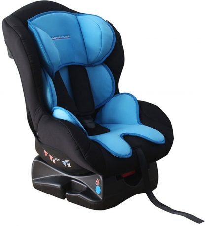 X-adventure Go Baby - Autostoel - Blue
