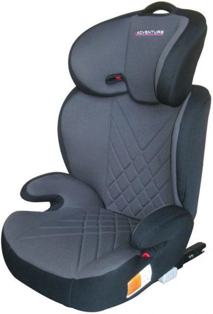 Xadventure Junior isofix autostoel grey