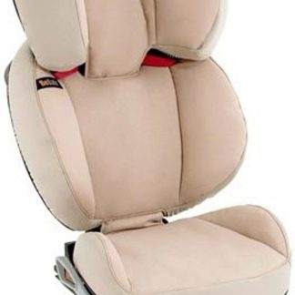 iZi Up X3 autostoel groep 2/3 - Moonrock Beige iZi Up X3 Moonrock Beige