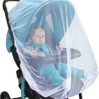 Baby Klamboe voor Kinderwagen, Buggy, Autostoel en Pack N Play
