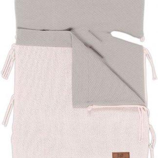 Baby's Only zomer voetenzak autostoel 0+ Classic - classic roze