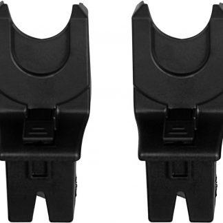 Baninni Autostoel Adapterset Maxi-Cosi - Voor Baninni Tweelingwagen Doppy