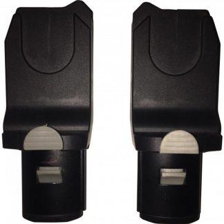 Topmark Adapterset Autostoel voor 2 Combi