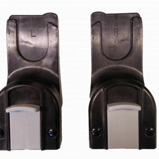 Topmark Adapterset voor Autostoel en Kinderwagen PURE