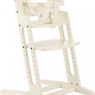 BabyDan Dan High Chair Kinderstoel - Wit