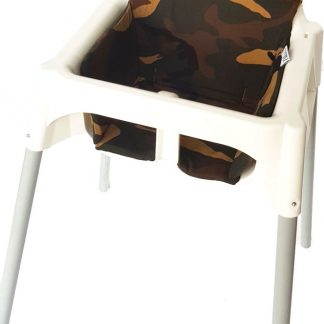 Bliss Inlegkussen voor Ikea Antilop kinderstoel - Camouflage