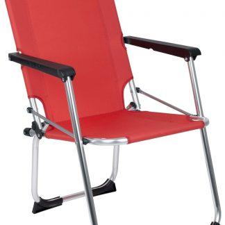 Bo-Camp Kinderstoel - Copa Rio - Safety-lock - Rood