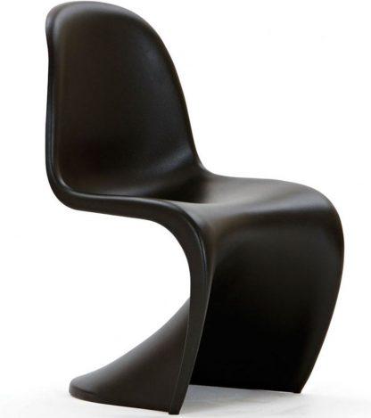 Kinderstoel S in het Zwart