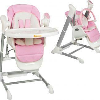 Kinderstoel & Swing Baninni Ugo Roze