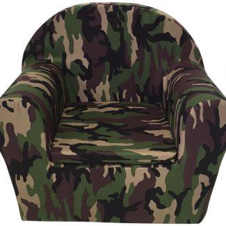 Kinderstoel Voor Peuters.Peuterstoeltje Kinderstoel Camouflage Groen Babystoel Winkel