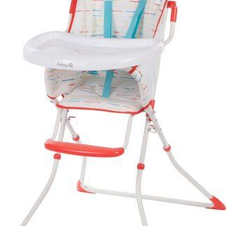 Safety 1st Kanji Kinderstoel - Kinderstoel - Red Lines