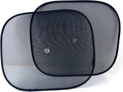 Zonnescherm voor kinderstoel | UV Protectie | 2 Stuks