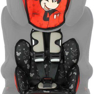 Autostoel verkleinkussen - Nania Racer/Beline - Mickey Mouse