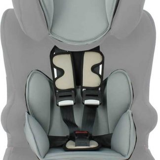 Autostoel verkleinkussen - Nania Racer/Beline - Uni Grijs