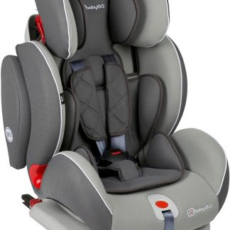 Autostoel BabyGO Sira IsoFix Grijs (9-36kg)