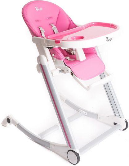 Bo Jungle Kinderstoel B-High Chair Pink