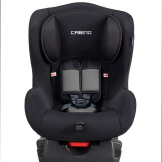 Cabino Autostoel 0-18kg Zwart-Grijs