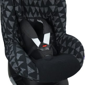 Dooky Seat Cover Groep 1 Autostoel hoes - Black Tribal