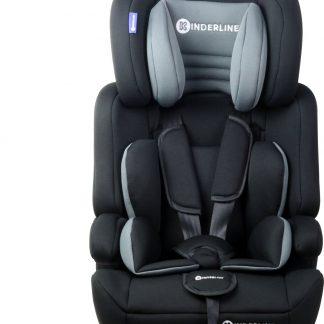 Kinderline CS-702.1GREY: Baby Booster Autostoel - Grijs