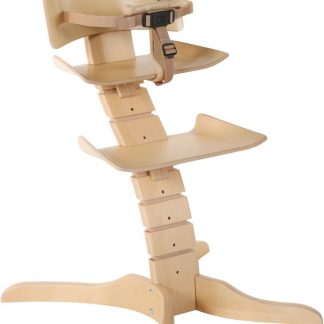 Treppy SPINNY NATURAL Kinderstoel