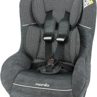 Autostoel Nania Driver Zig Zag Donkergrijs (0-18kg)