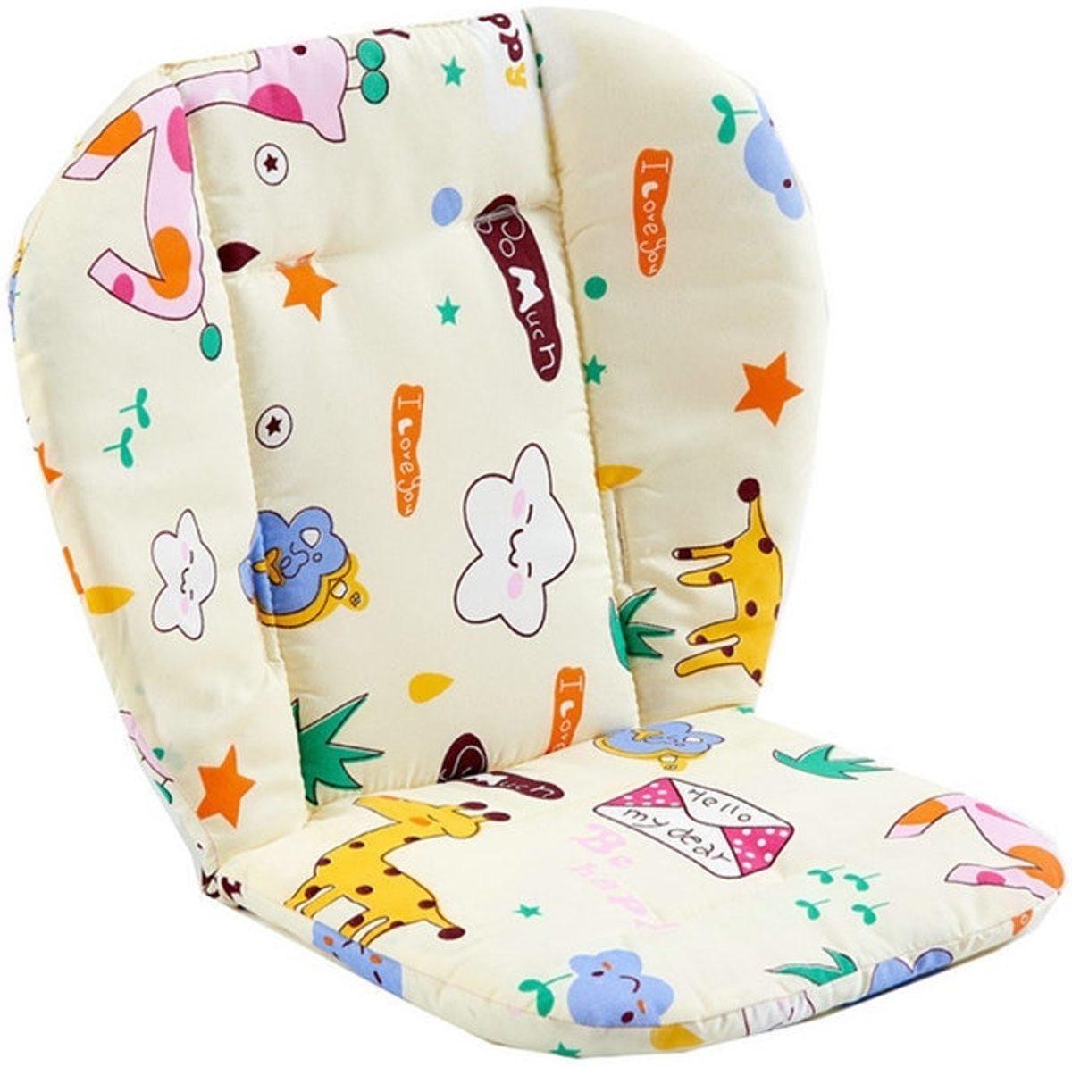 Stoelverkleiner Voor Meegroeistoel.Baby Stoelverkleiner Giraf Universeel Voor Autostoel Kinderstoel Of Maxi Cosi