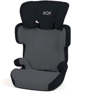 BabyAuto Kinderstoel BM Zwart/Grijs, 15 - 36 kg / 4 - 12 jaar