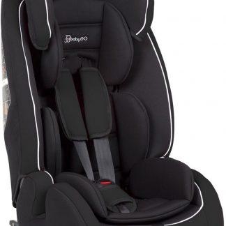 BabyGO autostoel Free IsoFix Zwart (9-36kg)