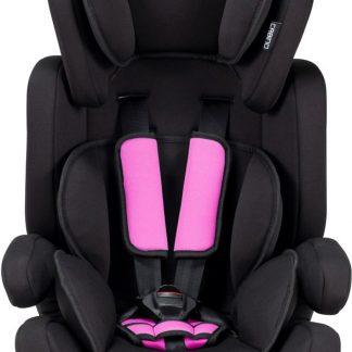 Cabino Autostoel 9-36kg Zwart-Roze