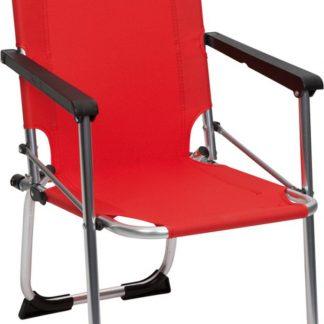 Camp-gear Kinderstoel - Safety-lock - Rood