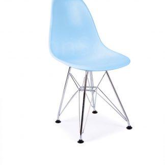 Design Kinderstoel Kids - Pastel Baby Blauw