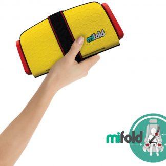Mifold- De meest compacte zitverhoger- geel